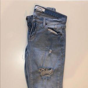 Pistola Distressed Jeans